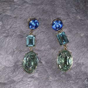 NWOB! BaubleBar Jewel Statment Earrings